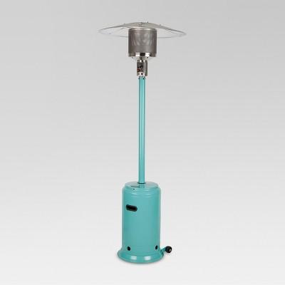 Fire Sense Aqua Blue Powder Coated Patio Heater