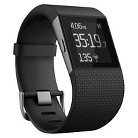 Fitbit Surge Fitness Watch with Heart Rate Monitor  Large - Black (FB501BKLT)