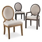 Morris Oval Back Dining Chair Collection