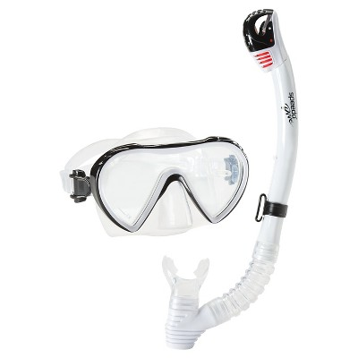 Speedo Adult Expedition Mask & Snorkel Set