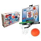 Backyard Sports NBA MEGA Morph Super Hoop Basketball Set with  Action Track