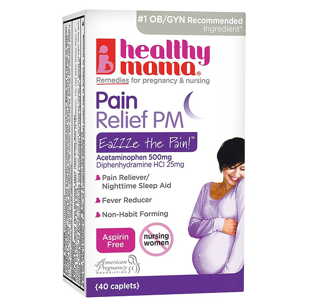 Upc 810758020027 Healthy Mama Eazzze The Pain 2 In 1