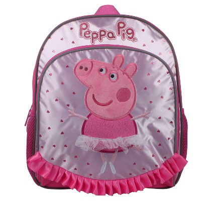 "Entertainment One 14"" Mini Kids Backpack - Peppa Pig"
