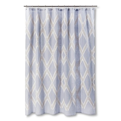 Diamond Shower Curtain - Threshold™