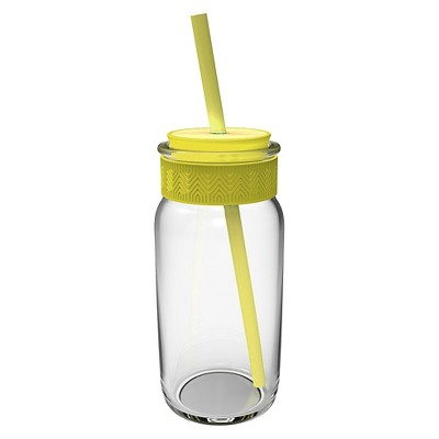 Portable Beverage Bottle Ello 20oz. Citrus