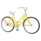 """Schwinn Women's Legacy 26"""" Cruiser Bike- Yellow"""