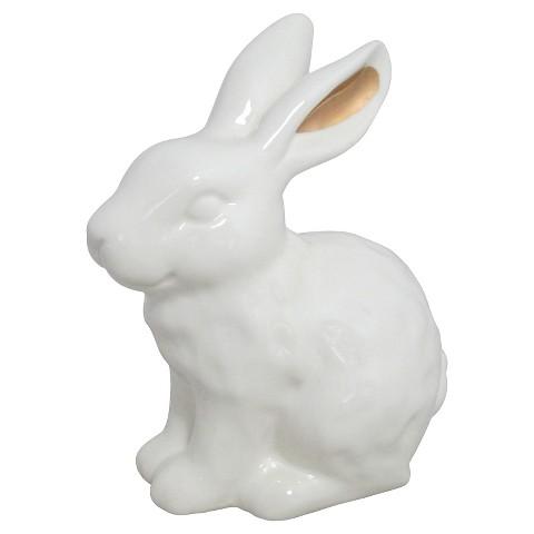 Ceramic Standing Bunny
