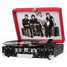 Crosley Vinyl One Direction Cruiser Record Player - Red/Black (CR8005A-OD)