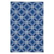 Pantone Matrix 4722i 100% Wool Flatweave Area Rug - Blue (10'x13')