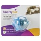 SmartyKat® FishyNip™ Refillable Catnip Diffuser Cat Toy