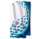Fish Friends 2-pk. Beach Towel - Blue/White
