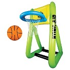 KONG-AIR Sports Giant Inflatable Basketball Hoop with Ball