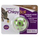 SmartyKat® ChirpyBall™ Electronic Sound Ball Toy for Pet