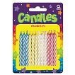 Birthday Cake Candles (24 count)