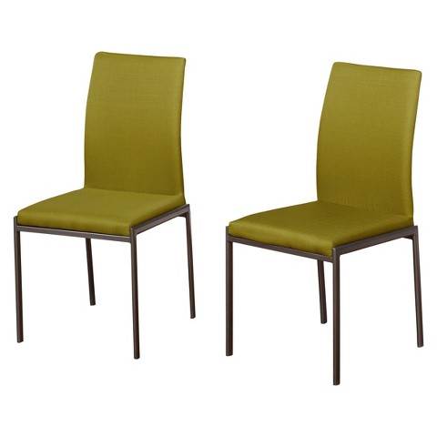 Harrison Dining Chair Metal Set of 2 TMS Tar