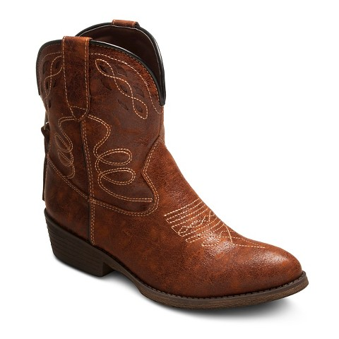 Womens short cowboy boots - results from brands GameDay, Frye, City Classified, products like Frye Melissa Lace Short (Dark Grey Smooth Vintage Leather) Cowboy Boots, Dingo Women's Sole Sister Boot, Tan Burnished, 7 B US, Dingo Willie Women's Tan Boot M, Women's Shoes.