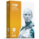 ESET Smart Security 3 User 1 Year 2015 (PC Software)