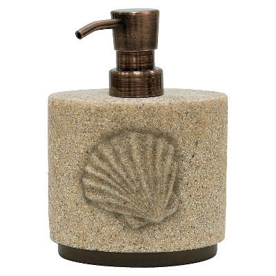 Folly Beach Stripe Soap Pump