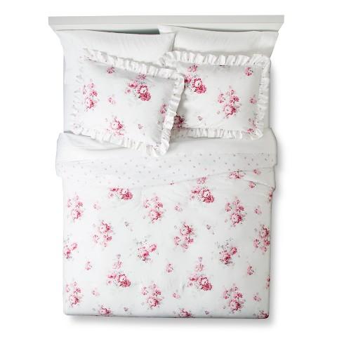 Simply Shabby Chic 174 Sunbleached Floral Comforter Target