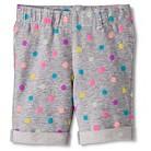 Toddler Girls Polkadot Bermuda Jegging Short
