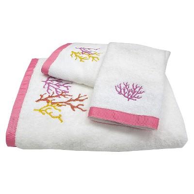 Sea Coral 3-pc. Towel Set