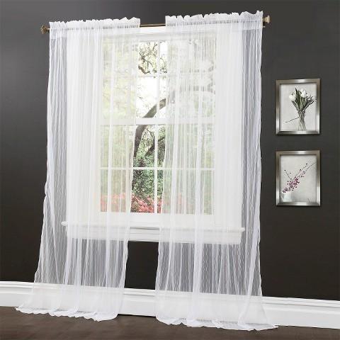 Lush Decor Lola Curtain Panel Target