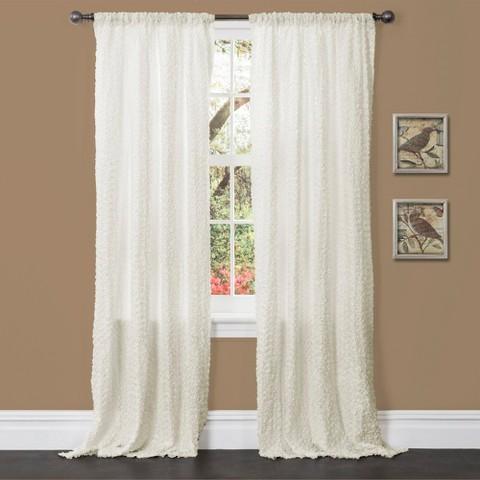 Lush Decor Rosina Curtain Panel Target