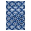 Pantone Matrix Tile 100% Wool Flatweave Rug