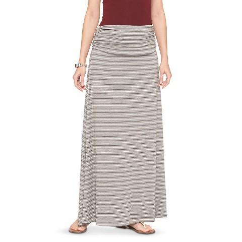s striped convertible maxi skirt merona 174 target