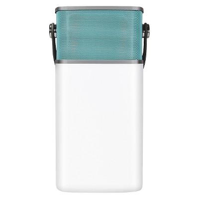 Latte Communications DeLite LED Lantern Bluetooth Speaker - Blue (HSD8023BLE)