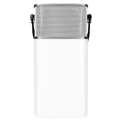 Latte Communications DeLite LED Lantern Bluetooth Speaker - White (HSD8023WHT)