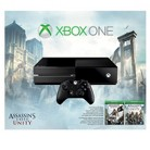 Xbox One 500 GB Console bundle with Assassins Creed Unity and Black Flag   Total savings value: $140