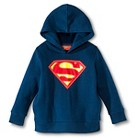 Superman Toddler Boys' Fleece Hoodie