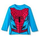 Spiderman Toddler Boys' Long Sleeve Costume Tee