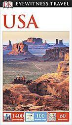 DK Eyewitness Travel USA ( DK EYEWITNESS TRAVEL GUIDES) (Reprint / Revised) (Paperback)