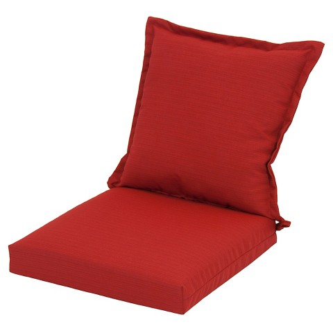Threshold Outdoor Pillow Back Dining Cushion Target