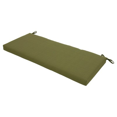Outdoor Bench Cushion - Green - Threshold™