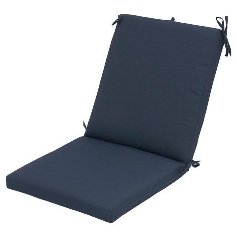 Threshold™ Outdoor Chair Cushion Tar