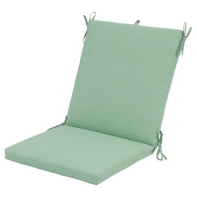 Outdoor Chair Cushion - Seafoam - Threshold™