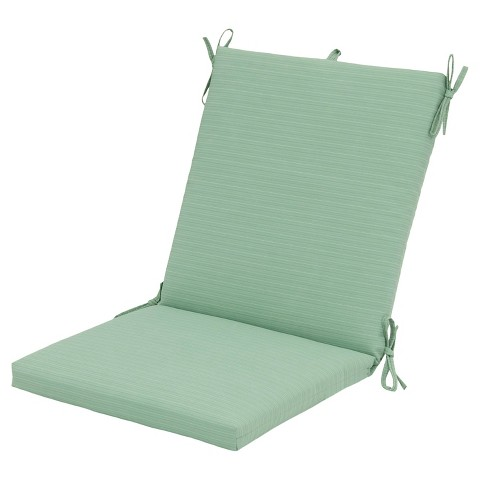 Outdoor Chair Cushion Solid Color Threshold™ Tar