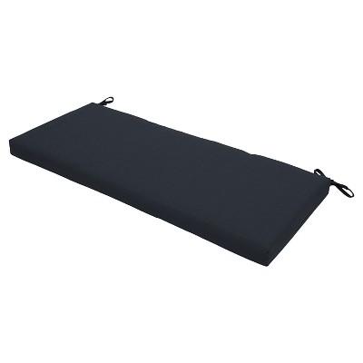 Outdoor Bench Cushion - Navy - Threshold™