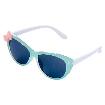 Newborn Girls' Cateye Sunglasses - Turquoise