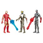 Marvel Avengers Iron Man Vs. Ultron 3-Pack