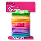 Goody Goody Girls Ouchless  Mixed packed elastics, 20 CT