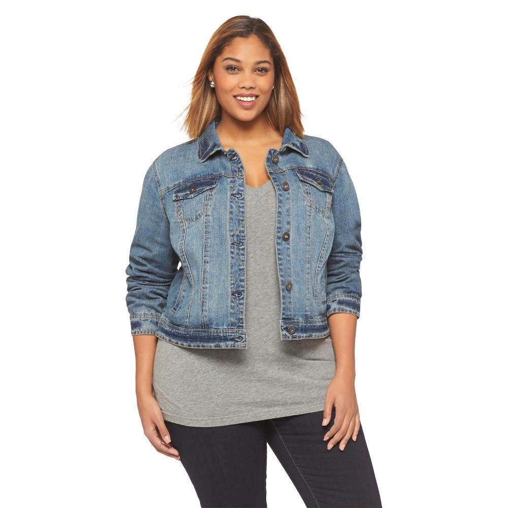 Plus Size Jean Jackets For Women - Xtellar Jeans