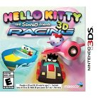 Hello Kitty and Sanrio Friends 3D Racing (Nintendo 3DS)