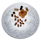Bormioli Rocco Fancy Christmas Plate Serving Platter