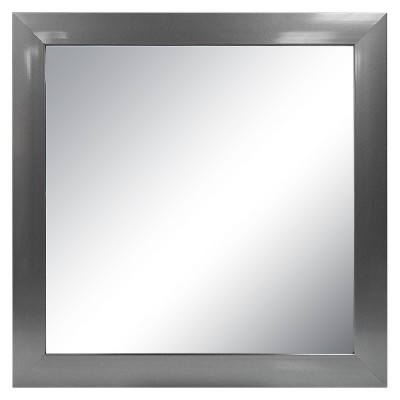 Room Essentials™ Wall Mirror - Shiney Silver