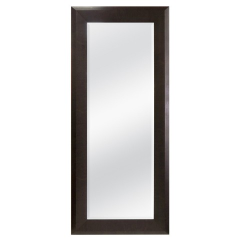 Decorative Wall Mirror Threshold Brown Target