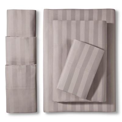 Sheet Set Grey 600 QUEEN